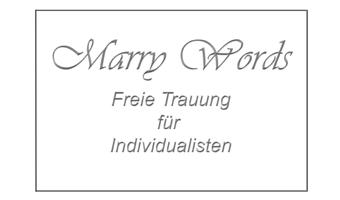 Marry Words Freie Traurednerin
